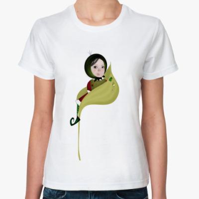 Классическая футболка 'Горошинка'