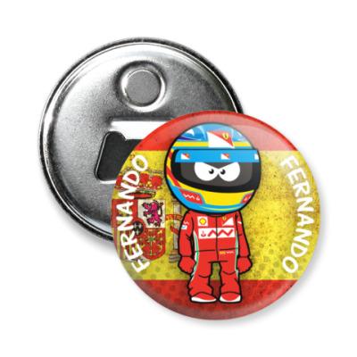 Магнит-открывашка -открывашка Fernando