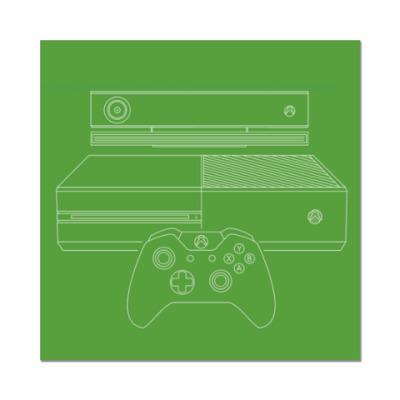 Наклейка (стикер) Xbox One