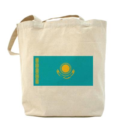 Сумка  Флаг Казахстан