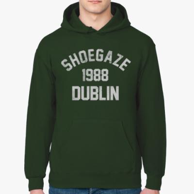 Толстовка худи Shoegaze Dublin 1988