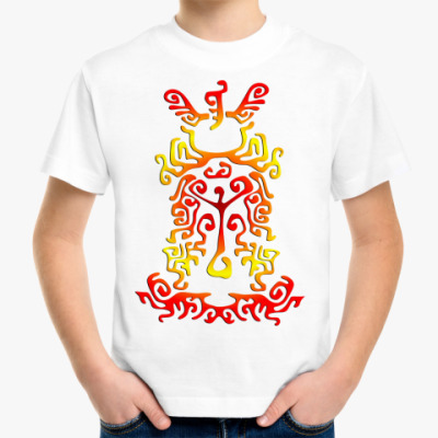 Детская футболка Etno ornament