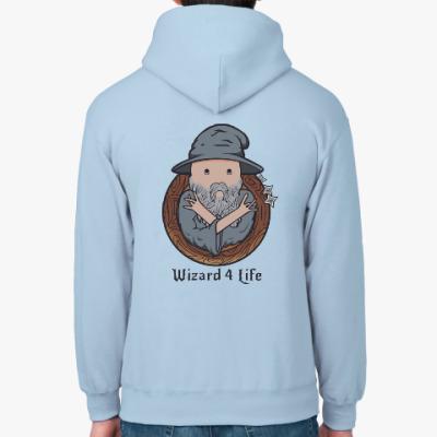 Толстовка худи Wizard 4 Life