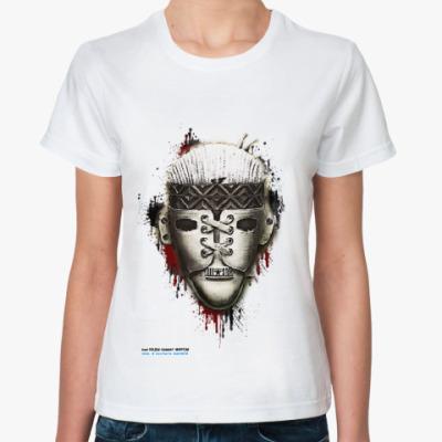 """Классическая футболка  футболка """"w-face"""""""