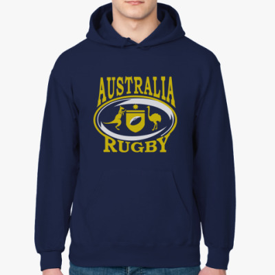 Толстовка худи Australia rugby