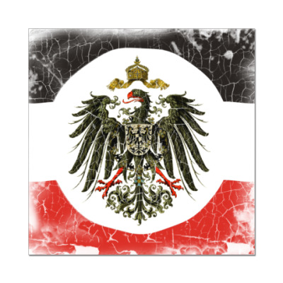 Наклейка (стикер) Кайзеровская Империя