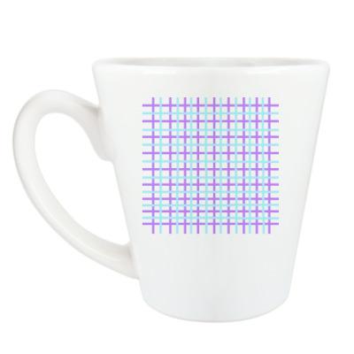 Чашка Латте 'Яркое'