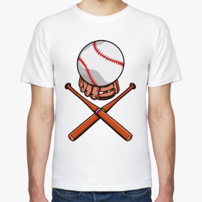Футболка Бейсбол