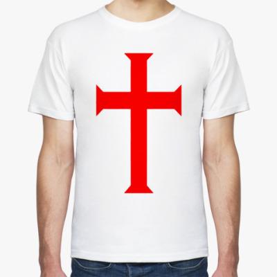 Футболка Templar Cross