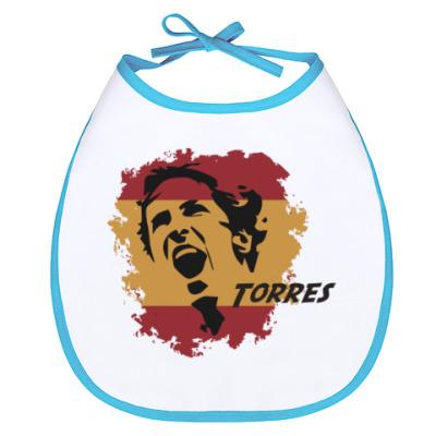 Слюнявчик Торрес
