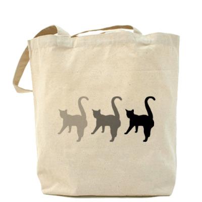 Сумка Три кота