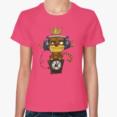 Женская футболка Funky Monkey