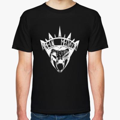 Футболка Мужская футболка MetalMedved