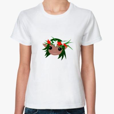 Классическая футболка Зеты (весна)