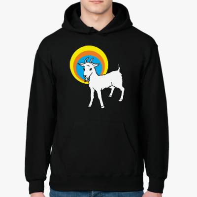 Толстовка худи Год козы