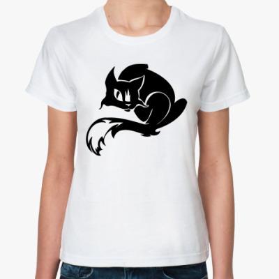 Классическая футболка   'Бандитка'