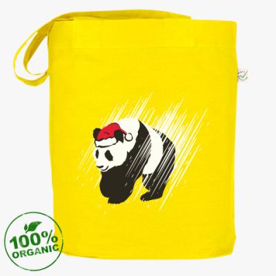 Сумка Санта-панда