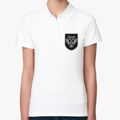 Женская рубашка поло Behemoth 93 legion