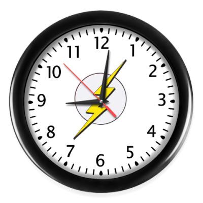 Настенные часы Flash