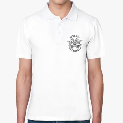Рубашка поло Avenged Sevenfold