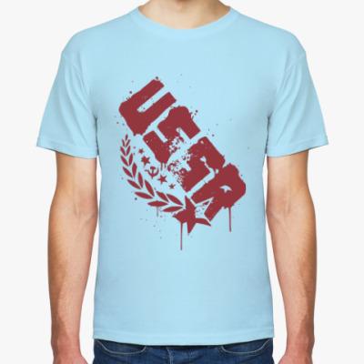 Футболка USSR