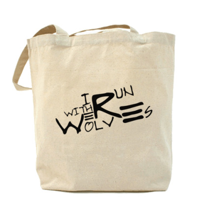 Сумка Werewolf Холщовая сумка