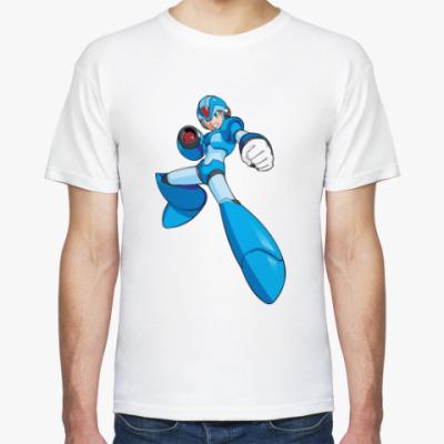 Футболка Mega Man / Мега Мен