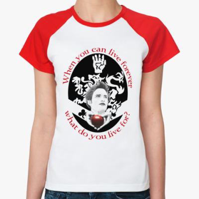 Женская футболка реглан Cullen  Ж(б/к)