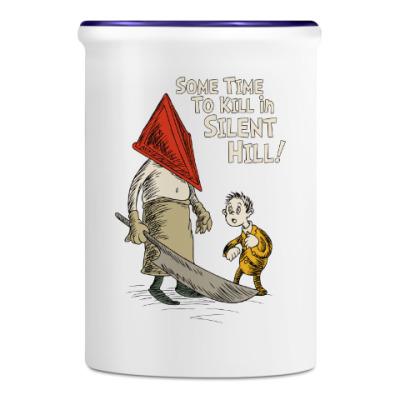 Подставка для ручек и карандашей Silent Hill Pyramid Head