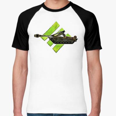 Футболка реглан Танк ИС-3 СССР