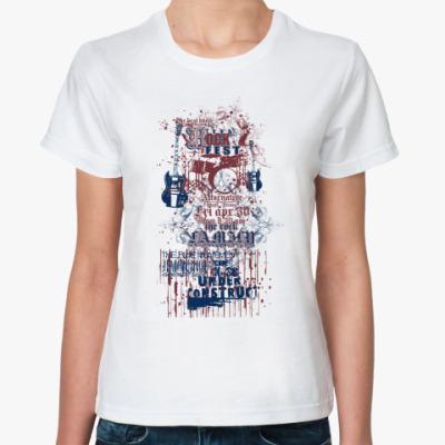 Классическая футболка Rock fest
