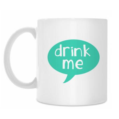 Кружка Drink Me!
