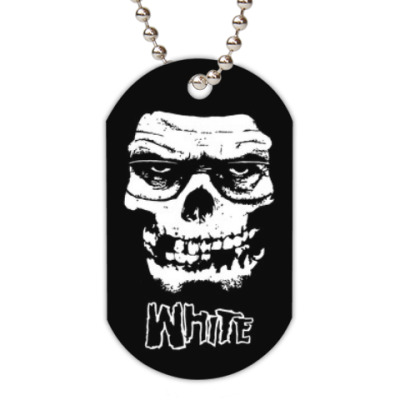 Жетон dog-tag Walter White