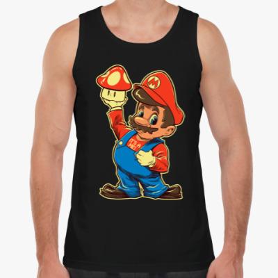 Майка Супер Марио