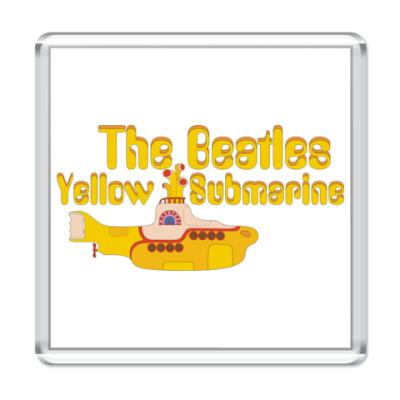 Магнит  Yellow Submarine