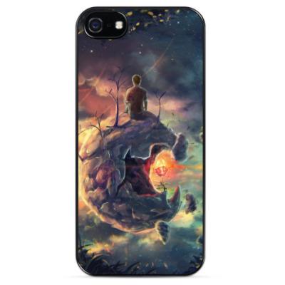 Чехол для iPhone маленький принц