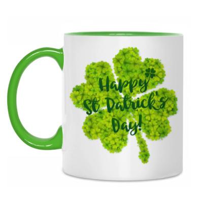 Кружка Happy St. Patrick's Day!