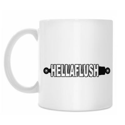 Кружка  Hellaflush.