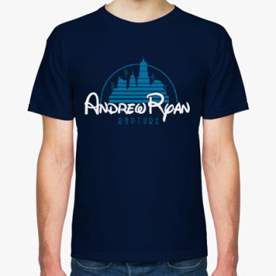 Футболка BioShock Andrew Ryan