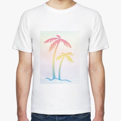 Футболка Пальмы