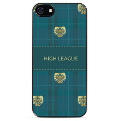 Чехол для iPhone Высшая лига