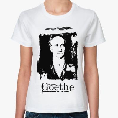 Классическая футболка Goethe