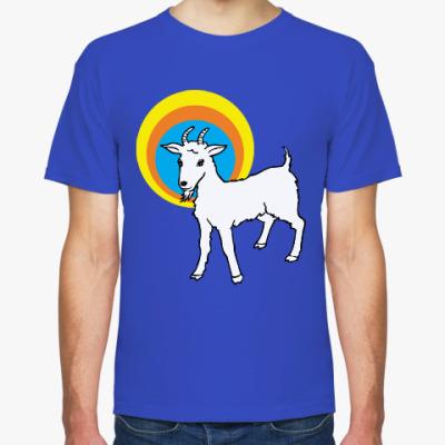 Футболка Год козы