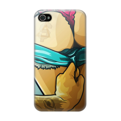 Чехол для iPhone 4/4s SWAG