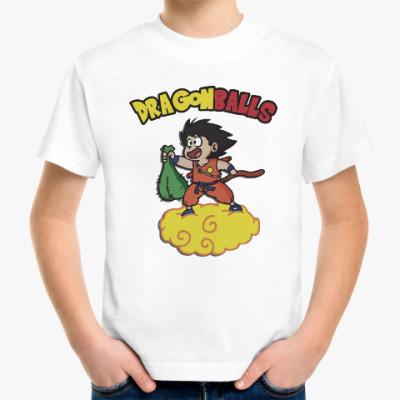 Детская футболка Шары Дракона