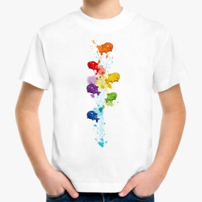 Детская футболка Рыбки Детская футболка