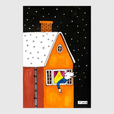 Постер First Snow