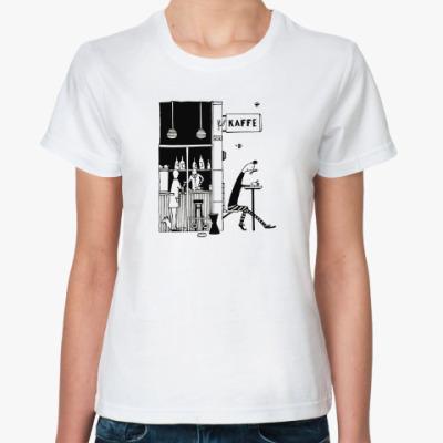 Классическая футболка Kaffe