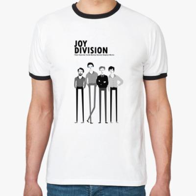 Футболка Ringer-T Joy Division