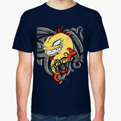 Футболка Золотой Рыб